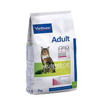 Adult Cat Food - Neutered cat