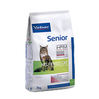 Senior Cat Food - Neutered cat
