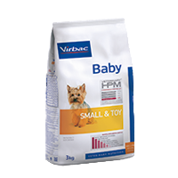 Puppy Food - Small and toy dog