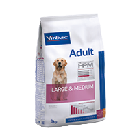 Adult Dog Food - Large and medium dog